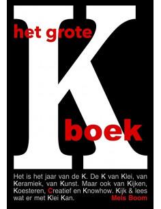 HET GROTE K BOEK - MELS BOOM