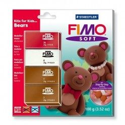 FIMO KIT VOOR KIDS OURS