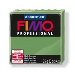 FIMO PROFESSIONAL BLADGROEN 85 G